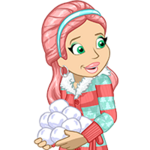Jenny snowballs