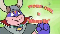 Wham Up titlecard