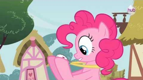 "My Little Pony Friendship is Magic ""Too Many Pinkie Pies"" (Clip) - The Hub"