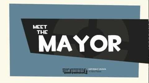 Meet The Mayor (teaser) - MLP FiM TF2