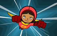 About WORDGIRL