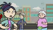 WordGirl The Invisi-Bill Hand Birthday Town-screenshot (2)