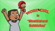 WordgirlAndBobbleboy