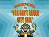 You Can't Crush City Hall
