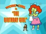 The Birthday Girl (episode)