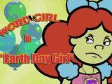 Earth Day Girl