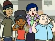 WordGirl Chuck E Sneeze; Swap Meat-screenshot (1)