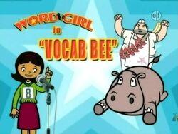 Vocab Bee