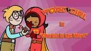 Cherish is the Word titlecard