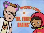 Dr. Three Brains titlecard