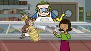 Chuck as chef