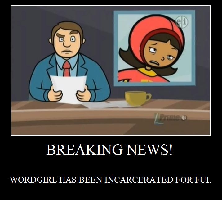 Wordgirl S On The News Demote By Haru San400