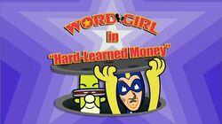 Hard-Learned Money titlecard