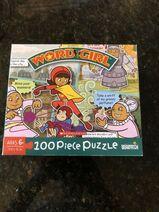 Wordgirl puzzle