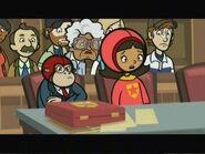 Wordgirl in court