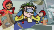 WordGirl S02E18b - Lunch Lady Chuck screenshot 1