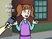 Favorite Word - Aliza Age 11