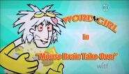 Mouse Brain Take-Over title card