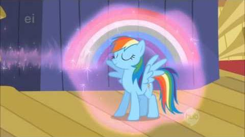 Canterlot Gardens Boast Busters v2 VA Blind Reading to the Show