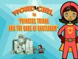 Princess Triana and the Ogre of Castlebum