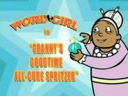 Granny's Goodtime All-Cure Spritzer