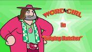 Judging Butcher titlecard