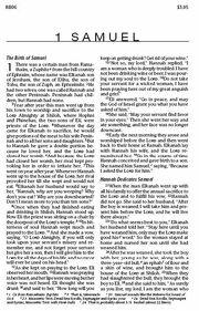 1 samuel individual Bible book NIV op 407x635