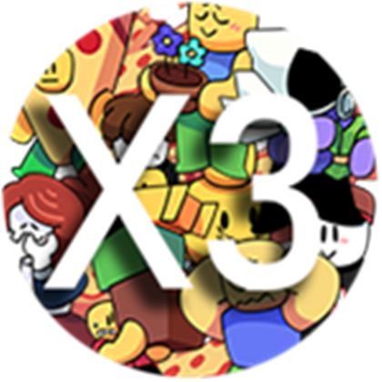 X3 Stickers Work At A Pizza Place Wiki Fandom Powered By - stickers de roblox
