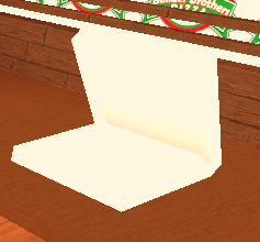 Roblox Work At A Pizza Place Wiki Pizza Box Work At A Pizza Place Wiki Fandom