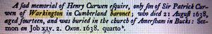 Henry 1638