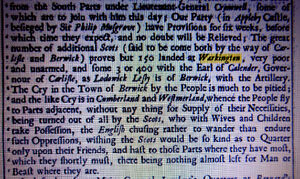 Warkington 150 Calendar