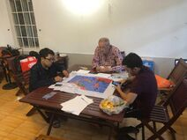 Punic war the workshop photo 2nd Danang diplomatic incident