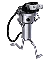 Chibi-Robo Pick Up Plug