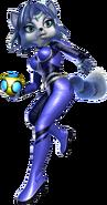 Krystal Artwork 1 - Star Fox Assault