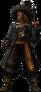 Capitán Barbossa (KH2)