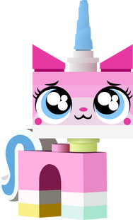 Unikitty by up1ter-d7ot2en