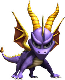Spyro the Dragon (character)