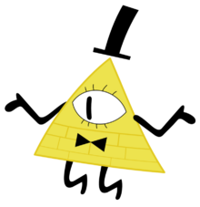 Bill cipher by dasarchie-d6ux4qg