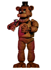 Freddy fazbear full body by chini2003cool-d8h0i2d