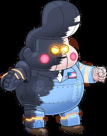 Gideonbot game