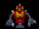 Bouncing Zurg Robot