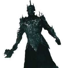 Sauron Render (Middle Earth Shadow of Mordor)