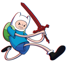 Finn the human by toastwaffleart-d5ylzg7