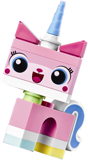 Unikitty Render