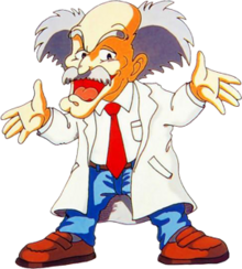 Dr Wily (MM3)