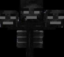 Minecraft wither by scott910-d6wiivv