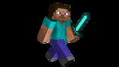 Minecraft steve-5