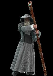 Gandalf grey wizard by avmorgan-d7symom