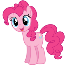 Happy pinkie pie by thatguy1945-d6rctaq