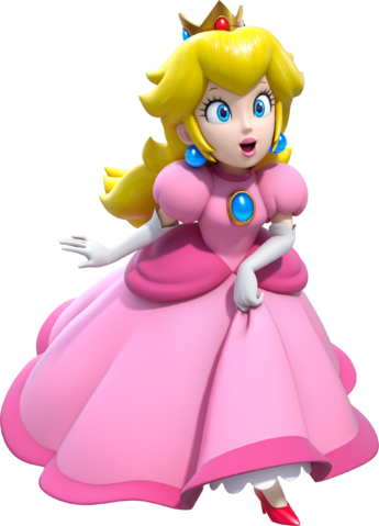 File:Peach (Super Mario 3D World).png